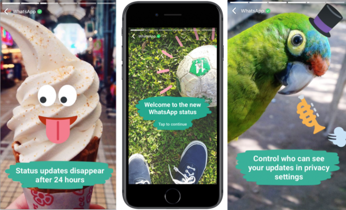 Users may soon be able to post their Instagram 'Stories' on WhatsApp