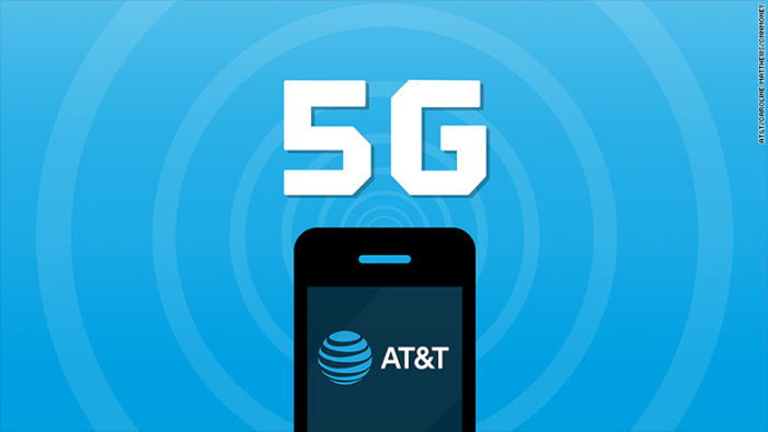 AT&T unveils the first three cities to get mobile 5G in 2018