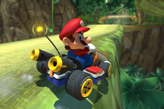 Nintendo is bringing Mario Kart to smartphones