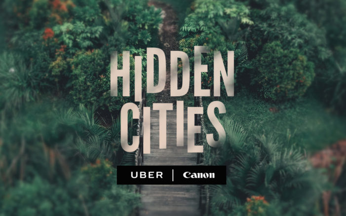 Uber partners with Canon for new campaign in Southeast Asia