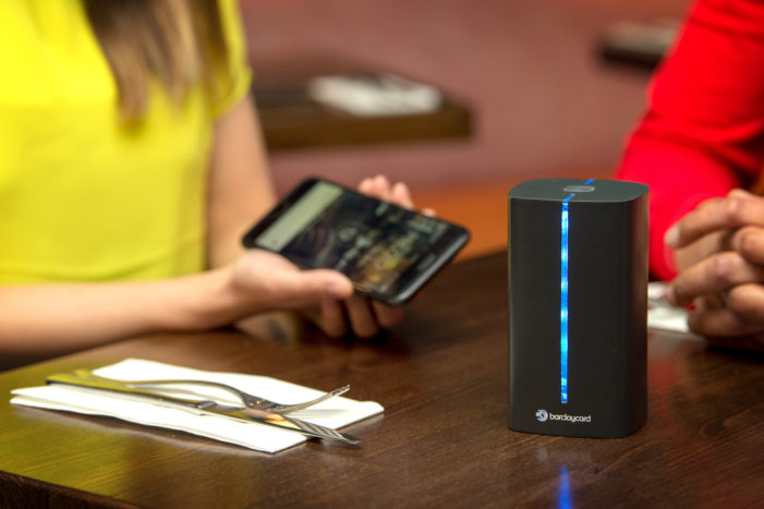 Barclaycard technology invites restaurant customers to 'Dine & Dash'