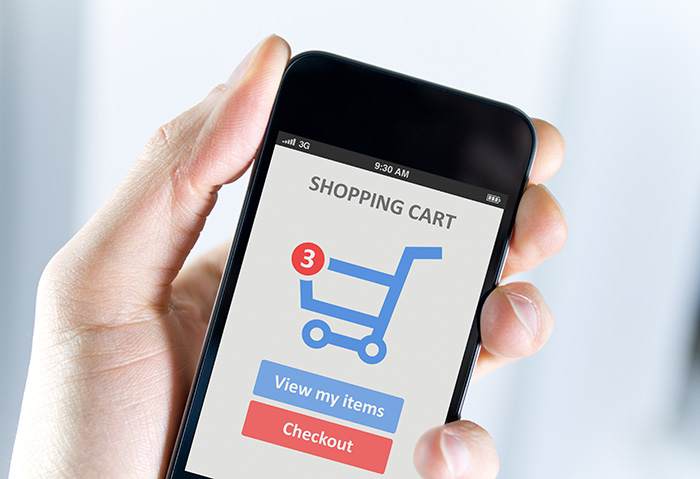 A lack of online payment options is limiting the growth potential of UK retailers, according to Visualsoft