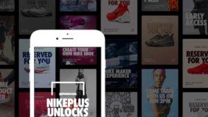 Nike's app is rewarding members for