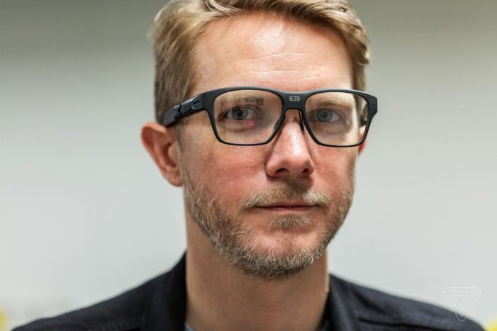 Intel unveils smart glasses that look like regular frames