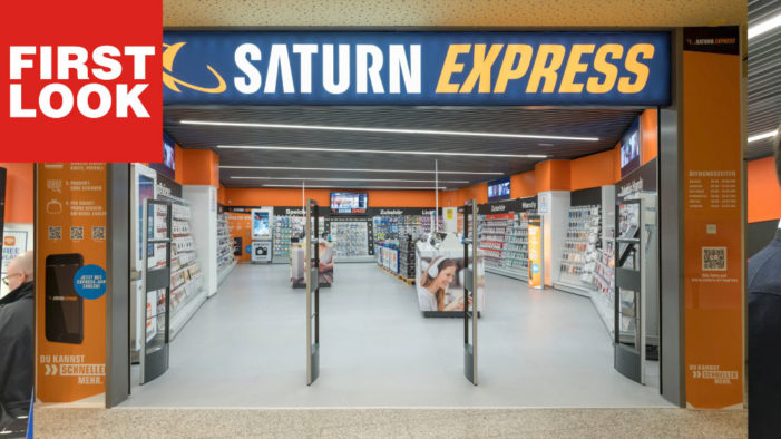 Saturn opens first cashierless store in Europe with MishiPay