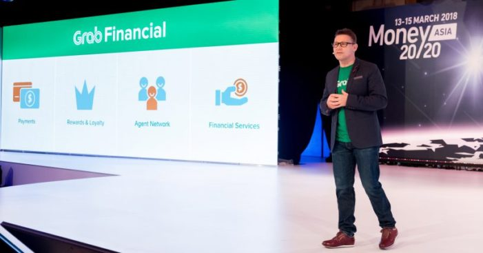 Ride-hailing app Grab now offers micro-loans and other financial services