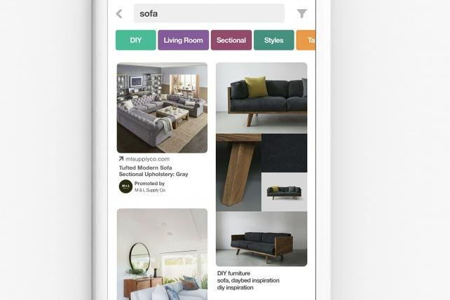 Pinterest expands shopping ads for retailers