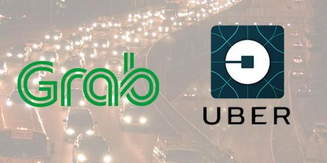Uber's Southeast Asia operations acquired by competitor Grab