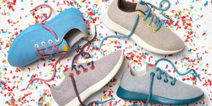 Trendy Allbirds brand sells special shoe collection only on Instagram