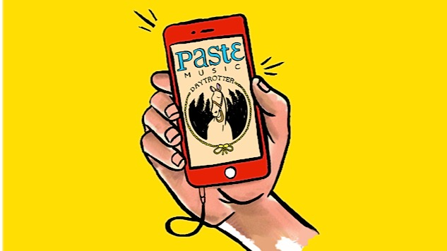 Paste Music and Daytrotter made a free app for live music lovers