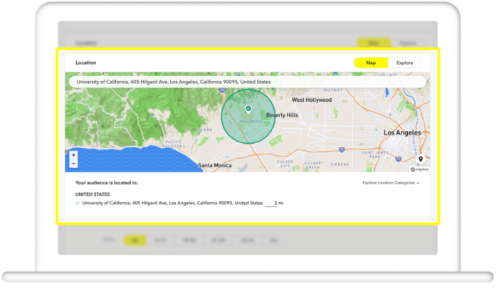Snapchat launches new location-based ad targeting & in-store analytics tools