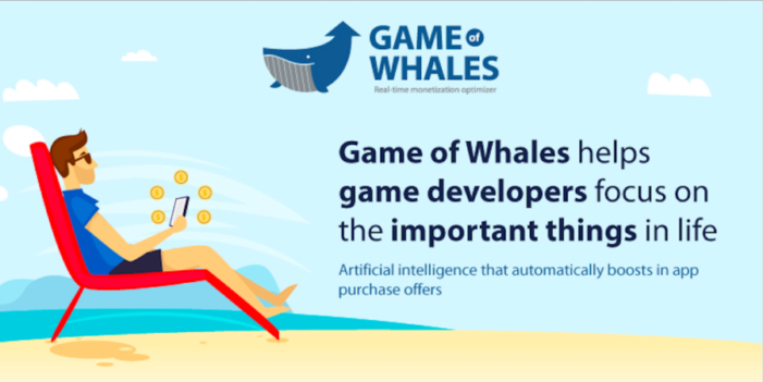 Game of Whales helps mobile game developers make money in their sleep, without using advertising