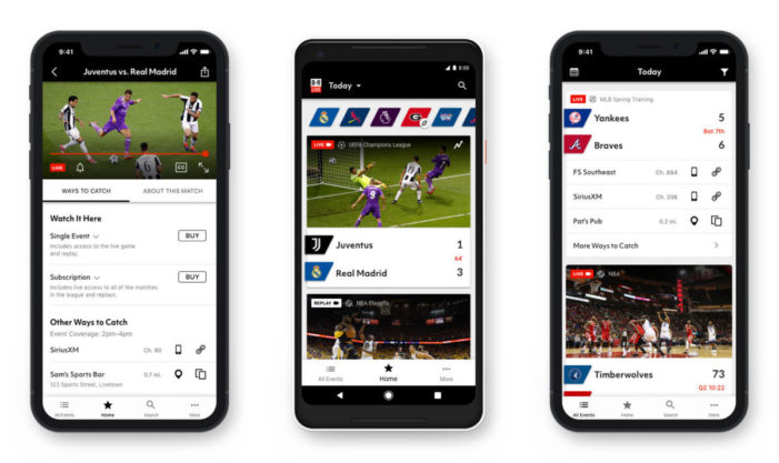 Turner's sports streaming service 'Bleacher Report Live' to launch in April