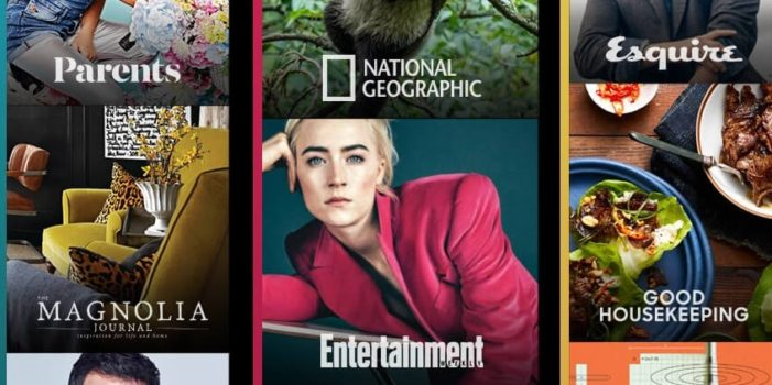 Apple reaches out to publishers with Texture buyout