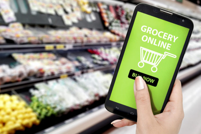 The UK Leads France and Germany for Online Grocery Shopping, According to RichRelevance