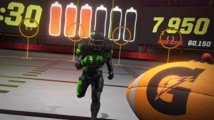Gatorade shows athletes the effects of dehydration through new immersive VR campaign