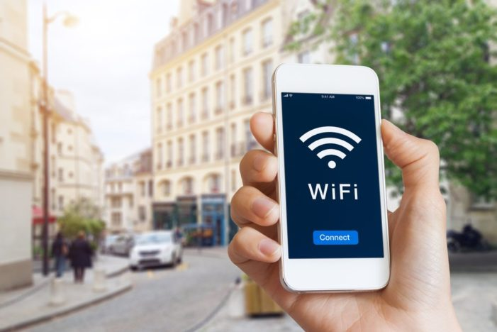 Mobile connectivity could boost bar and pop-up success, according to SimpliWiFi