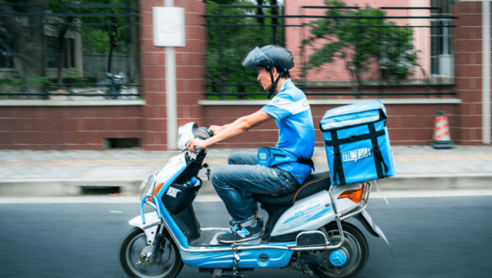 Alibaba to buy remaining shares in food delivery app Ele.me