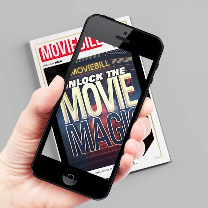 Regal's Mobile App Brings AR to Movie Fans in the US with Moviebill