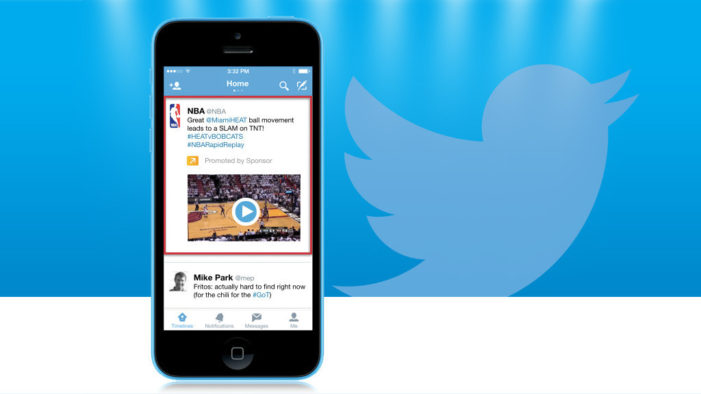 Video accounted for more than half of Twitter's $665m Q1 ad revenue