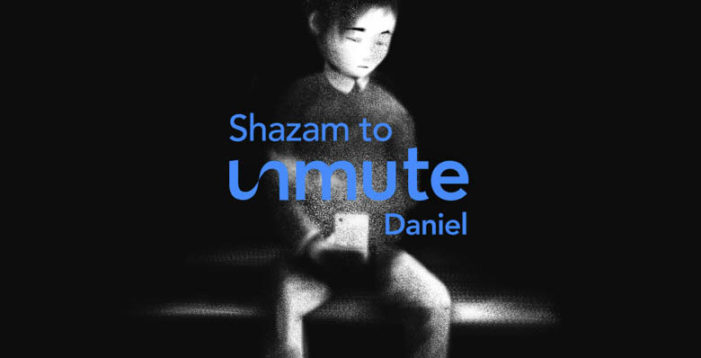 Shazam tackles cyberbullying in Singapore with 'Unmute Daniel' campaign via MullenLowe Group