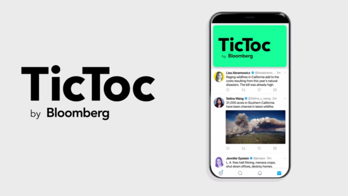 TicToc by Bloomberg launches in Asia