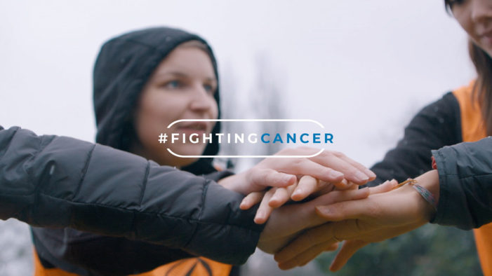 FamousGrey Paris help Cancer@Work launch their first LinkedIn skill 'Fighting Cancer'