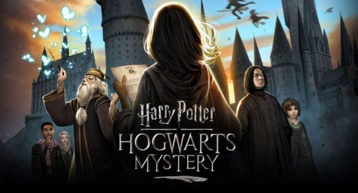 The latest Harry Potter mobile game lets fans live out their Hogwarts fantasy