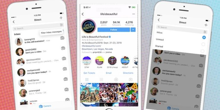 Select Instagram business partners offered range of enhancements