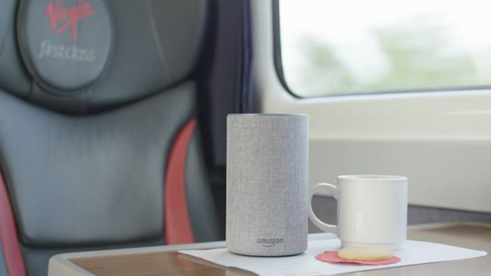 Virgin Trains passengers can now use Amazon Alexa to buy tickets in travel industry first