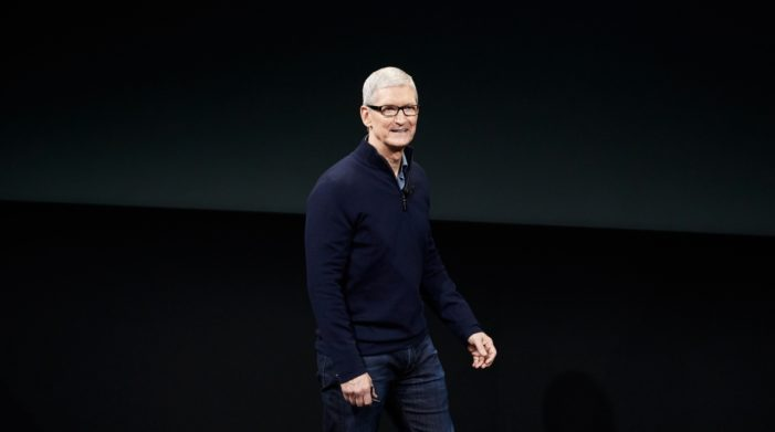 Apple eyeing potential mobile ad network for apps