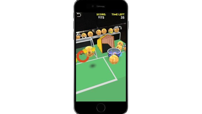 PizzaExpress Turns Tables into Football Pitches with AR Game