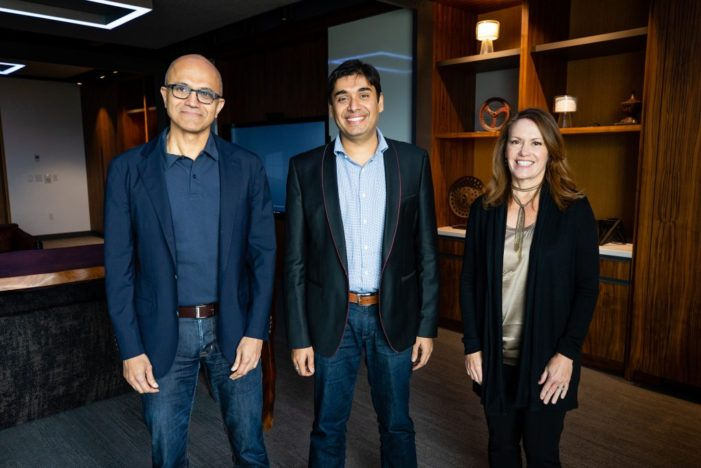 InMobi forms strategic partnership with Microsoft to power new cloud-based enterprise platforms for marketers