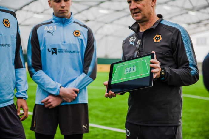 Digital agency Reech helping Wolves stars of the future