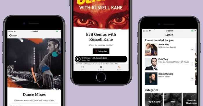 BBC is launching new 'Sounds' app for podcasts, radio and music