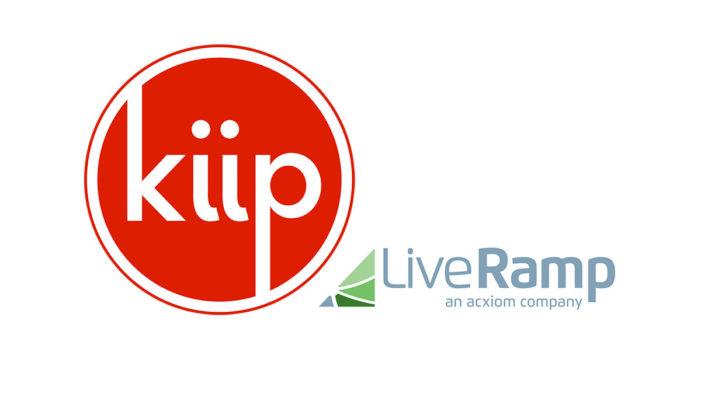 Kiip launches signal-based mobile audiences via LiveRamp IdentityLink Data Store