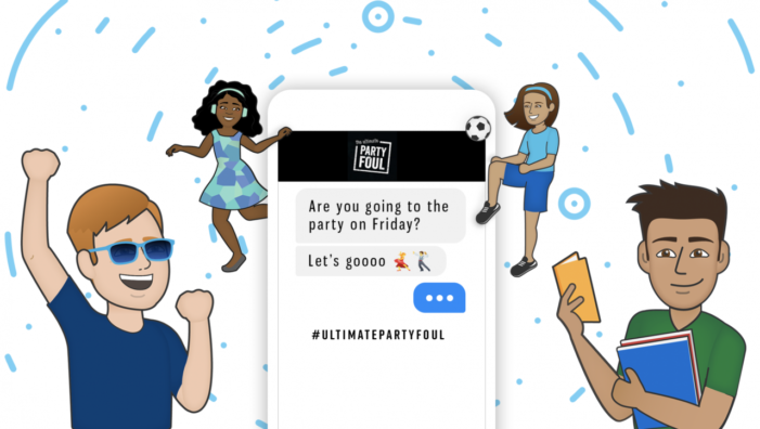 Ad Council creates story-driven mobile chat to combat teenage drinking and driving