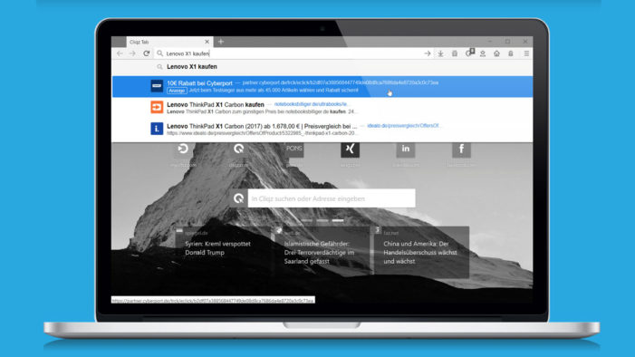 Cliqz launches MyOffrz, a GDPR-compliant digital advertising platform