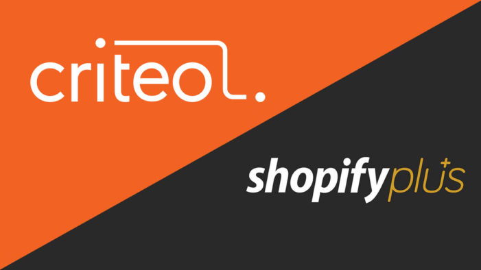 Criteo Joins the Shopify Plus Technology Partner Program