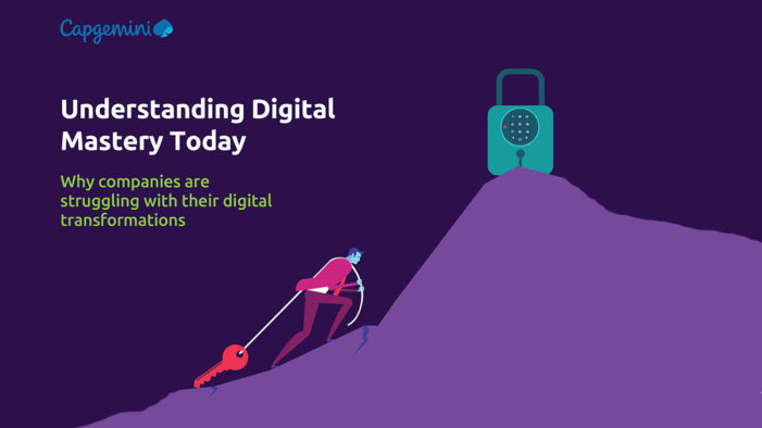 Organisations struggle to make progress with their digital transformation investments