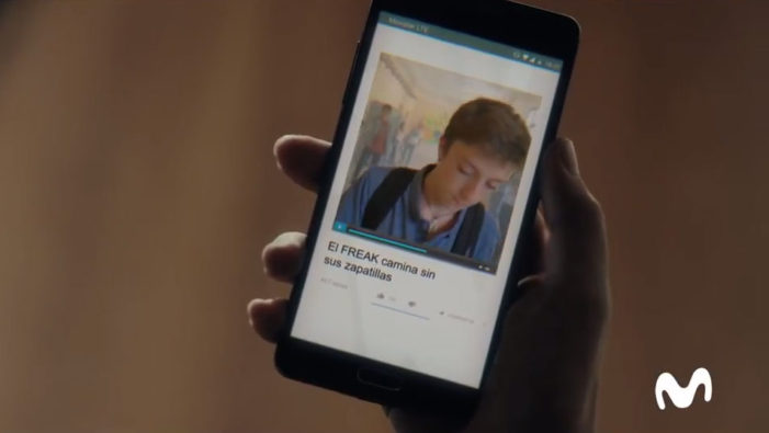 Movistar and Wunderman Buenos Aires launch mobile campaign to fight bullying