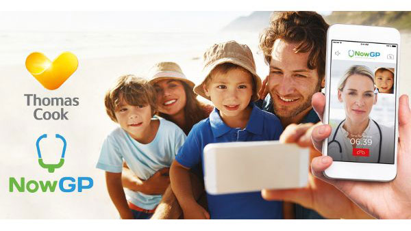Thomas Cook & Now Healthcare tech helping holidaymakers taken ill whilst travelling