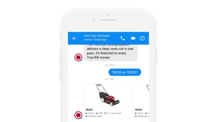"Troy-Bilt launches ""Ask Troy-Bilt"" Alexa skill to give customers a voice recognition tool for the yard"