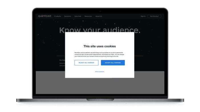 Quantcast Choice powers one billion consumer consent choices in two months since GDPR