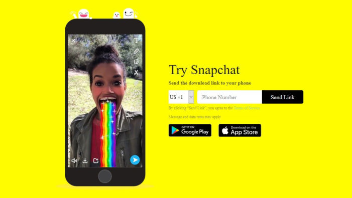 Snapchat marries influencers and advertisers with 'Storytellers' functionality