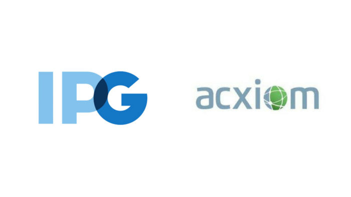 IPG acquires Acxiom in push to elevate data practices and address onset of 'outcome-driven marketing'