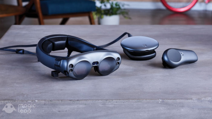 Magic Leap One AR Headset Finally Arrives — But Not for Everyone