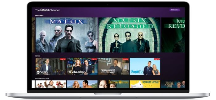 Roku launches its ad-supported streaming channel to all
