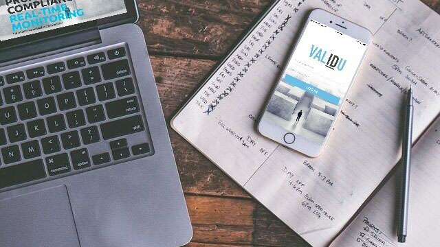 Validu offers the first-ever mobile auditing app that authenticates data for customer engagements in real-time