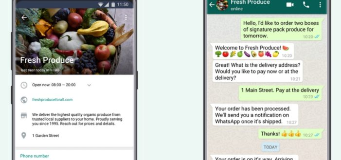 WhatsApp to start making money with new business API